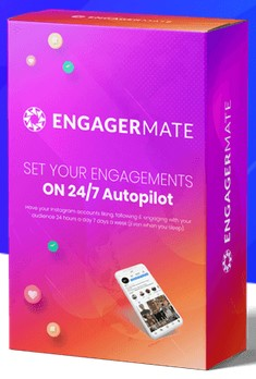 EngagerMate Instagram Marketing Software By Luke Maguire Review