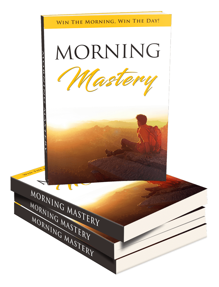 Morning Mastery PLR By Yu Shaun Review