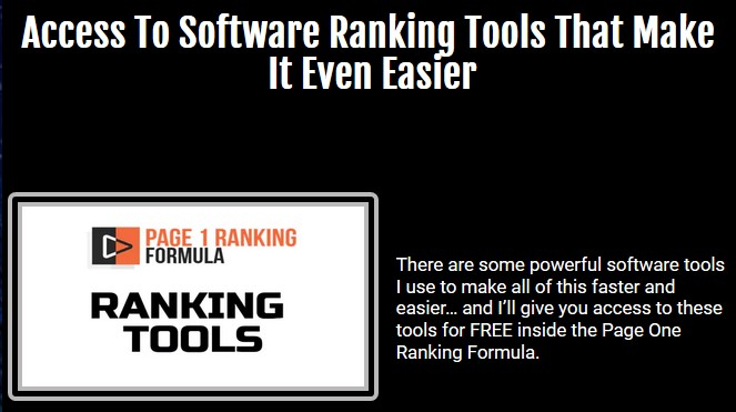 Page 1 Ranking Formula By Vick Carty Review