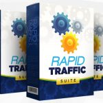 Rapid Traffic Suite By Paul Okeeffe Review – Amazing Software Suite + Traffic Training We're Using To Drive Tens of Thousands of Visitors Per Month To Our Sites For Free, Avoid Paid Traffic Costs, Build Our Lists, and Drive Loads of Sales & Commissions