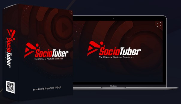 SocioTuber The Ultimate Youtube Templates By Bayu Tara Wijaya Review