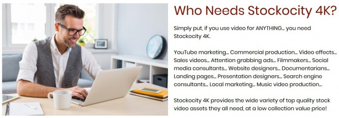 Stockocity 4K Stock Videos By Richard Madison Review
