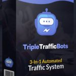Triple Traffic Bots Traffic Generation Software By Glynn Kosky Review – 3-In-1 Automated Traffic System!  A Unique Profit Method With Cutting-Edge Tools You Can Access For FREE – To Make Consistent Income WITHOUT Upfront Costs!