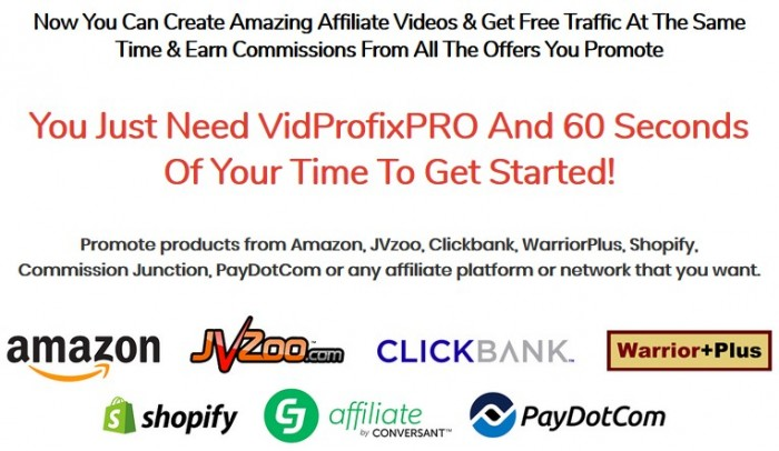 VidProfixPro By Mosh Bari Review