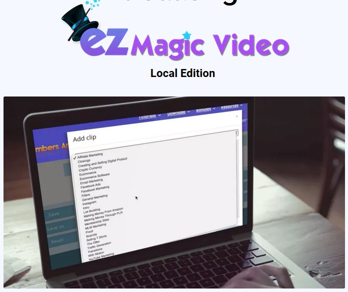 EZ Magic Video: Local Edition By Matt Bush Review