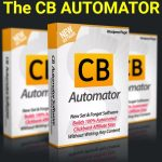 CB Automator By Ankur Shukla Review – Brand New WordPress Plugin Create Fully Automated Affiliate Review Sites Promoting Clickbank Products Without Writing Any Content