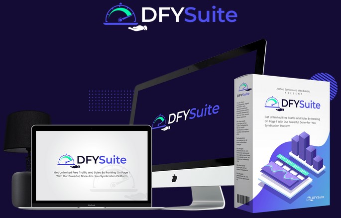 DFY Suite By Joshua Zamora Review