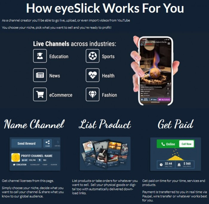 EyeSlick By Cindy Donovan Review