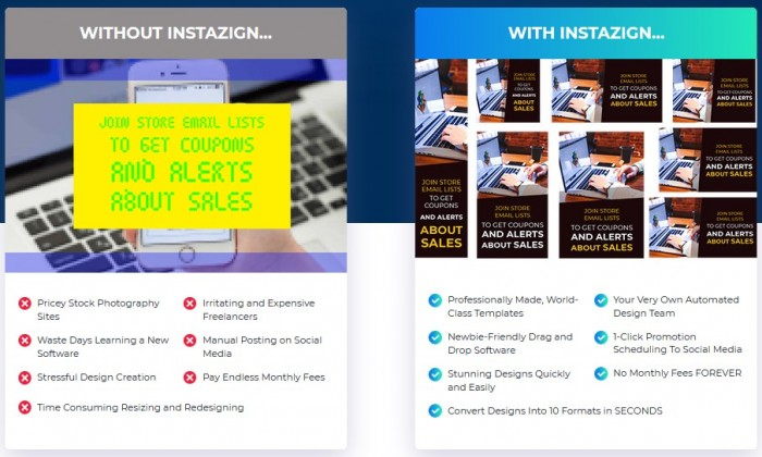 InstaZign PRO By Brett Ingram & Mo Latif Review