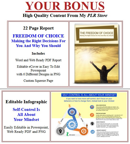 Fruits Of The Spirit: Elevate Your Life And Wellbeing 275+ Pc. PLR Pack By JR Lang Review