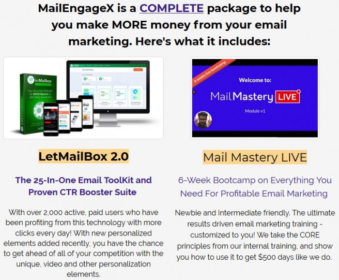 MailEngageX Elite By Neil Napier Review