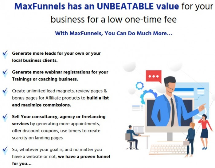 MaxFunnels By Dr. Amit Pareek Review