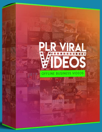 PLR Viral Videos Offline Business Videos By Shelley Penney Review