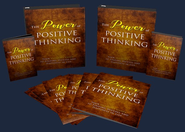 Power Of Positive Thinking PLR By Yu Shaun Review