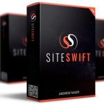 SiteSwift By Andrew Naser & Tom Yevsikov Review – Amazing Plugin Will Turn Your Website Into Traffic Getting Machine It Will Generate Fresh/Unique Content For You On Autopilot. While Ranking Your Website For Hundreds Of Keywords
