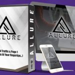 Allure By Mike Mckay Review – Rank Any Site AUTOMATICALLY #1 In Google Using GAME-CHANGING Software 100% Done-For-You! The Easiest Way To Start Your Own SEO Business, Sell SEO Services, Get Free Traffic & Make Money Online, Period