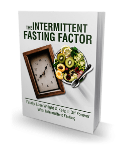 The Intermittent Fasting Factor PLR Pack By Rick Warid Review