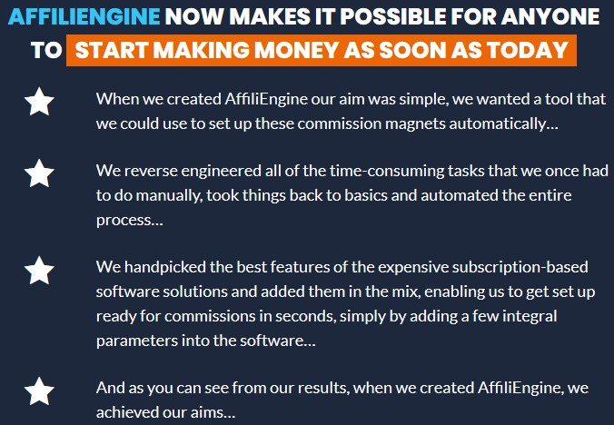 AffiliEngine By Lucas Cepeda Review