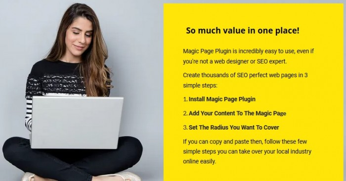 Magic Page Plugin Black Friday Deal By Mike Martin Review