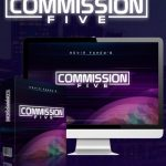 Commission Five By Kevin Fahey Review – Revealed Breakthrough Affiliate Marketing System Generates $3084.14 In Affiliate Commission In  A Single Promotion… Over and Over Again…