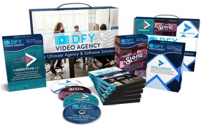 DFY Video Agency By Mario Brown Review