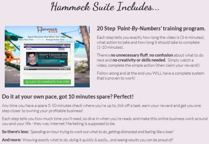 Hammock Suite By Cindy Donovan Review