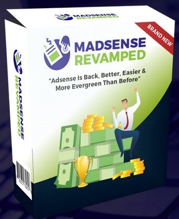 Madsense Revamped By Tom Yevsikov & Gaurab Borah Review