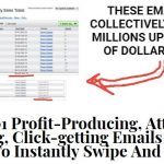 5,001 Profit Producing Emails By Matt Bacak Review – A MASSIVE Collection Of 5,001 Profit-Producing, Click Getting Emails You Can Adapt, Tweak And Alter For Your Own Email Or Even Email Followup Sequences
