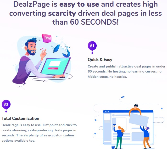 DealzPage By Harpreet Kaur Review