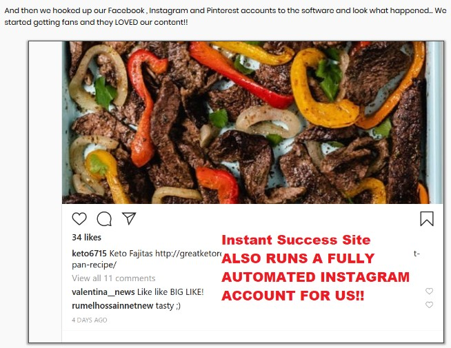 Instant Success Site By Dan Green Review