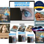 Manifestation/Law Of Attraction: Making Your Desires Reality PLR Pack By JR Lang Review – BRAND NEW – NEVER USED OR SOLD BEFORE MANIFESTATION AND LAW OF ATTRACTION Making Your Dreams Reality Giant Content Pack With Private Label Rights