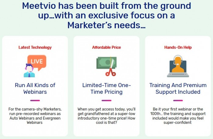 Meetvio By Neil Napier Review