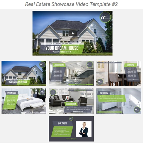Real Estate Video Marketing Pack 3 By Whiteboardvideobox Review