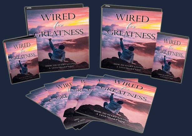 Wired For Greatness PLR By Yu Shaun Review