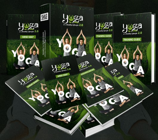 Yoga for a Healthy Lifestyle 2.0 PLR By Firelaunchers Review