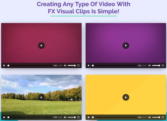 FXVisualClips Pro By Misan Morrison & Firas Alame Review