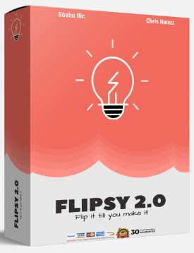 Flipsy 2.0 By Sasha Ilic Review