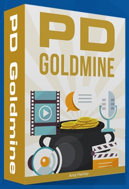 PD Goldmine By Amy Harrop Review