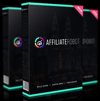 Affiliate Robot By Billy Darr Review