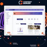 ContentBurger By Ifiok Nkem Review – Content Marketing & Social Media Automation Suite. Get Traffic, Leads, and Sales With The World's #1 Content Discovery, Planning, Creation, Analysis, And Deep Automation Suite Powered By Artificial Intelligence (A.I) And Big Data…
