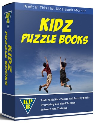 Kidz Puzzle Books By Ken Bluttman Review