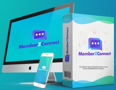 MemberZ Connect By OJ James Review
