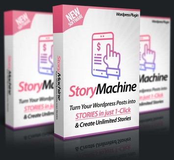 WP Story Machine By Ankur Shukla Review