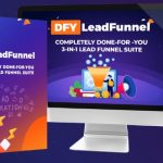 DFY LeadFunnel By Victory Akpos Review – First of It's Kind 3 in 1 Lead Funnel Suite Helps You.. Earn Commissions From 50 Different Offers AT THE SAME TIME Without Writing A Single Email, Building A Single Page Or Creating Any Products!