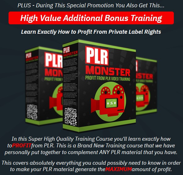 Easy Online Income Complete PLR Package By Dan Sumner & Dave Nicholson Review