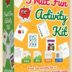 Fruit Fun Activity Kit By Pixelcrafter Review – Create and Publish Your Own Children's Activity Book EVEN IF You Have NO Design Skill and NO Budget to Hire Freelancers WITH Studio-Quality Done-for-You Activity Kit