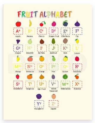 Fruit Fun Activity Kit By Pixelcrafter Review