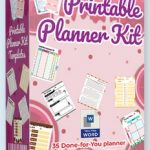 Printable Planner Kit By Pixelcrafter Review – Create And Publish Your Own Printable Planners with Studio-Quality Done-for-You Planner Kit