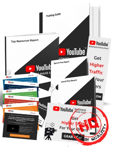 YouTube Business Pack DFY PLR By Dr.Amit Pareek Review