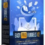 Easy Pro Funnels V2 By Matt Garrett Review – Completely Automated, Easy Click Solution To All The Barriers That Hold Back Anyone Trying Affiliate Marketing